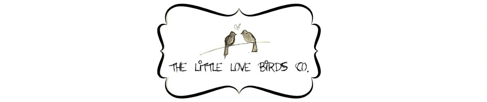 LITTLE LOVE BIRDS LOGO
